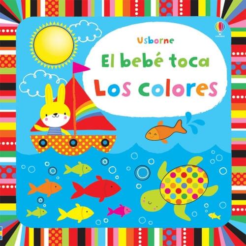 BEBE TOCA - LOS COLORES