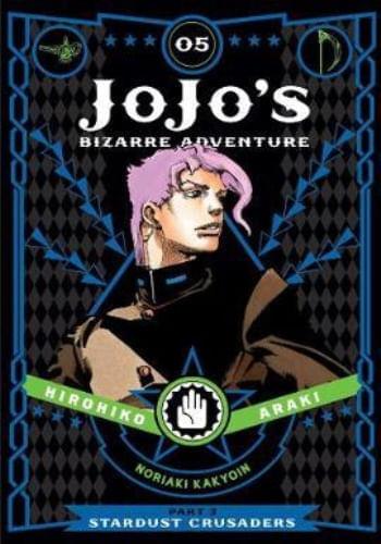 JOJO'S BIZARRE ADVENTURE PART 3 , VOL. 5 STARDUST CRUSADERS
