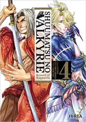 SHUUMATSU NO VALKYRIE - RECORD OF RAGNAROK 04