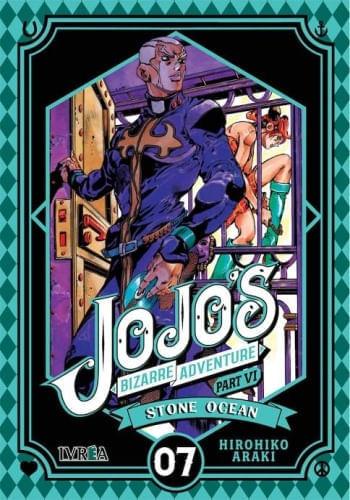 JOJO'S BIZARRE ADVENTURE PARTE 6: STONE OCEAN 07