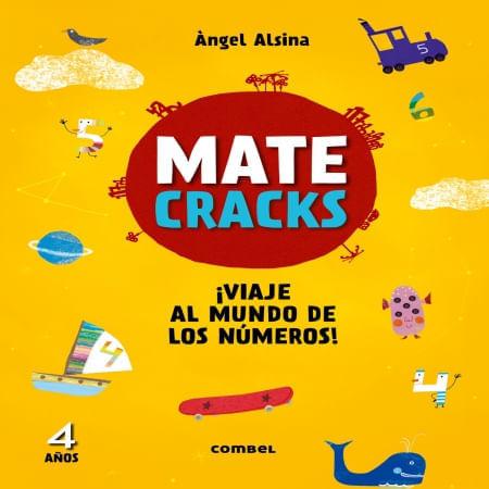 MATE CRACKS - VIAJE AL MUNDO DE LOS NUMEROS 4 AÑOS