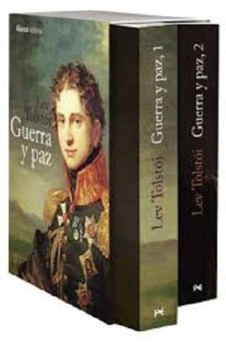 GUERRA Y PAZ (ESTUCHE)