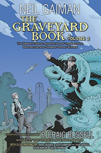 GRAVEYARD BOOK, THE VOLUME 2 (GRAPHIC NOVEL)