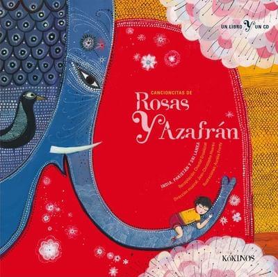 CANCIONCITAS DE ROSAS Y DE AZAFRAN