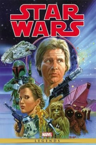 STAR WARS: THE COMPLETE MARVEL YEARS OMNIBUS VOL. 3