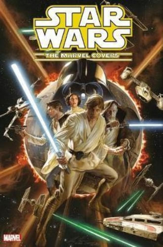 STAR WARS: THE MARVEL COVERS, VOL. 1