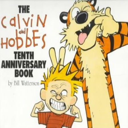 CALVIN AND HOBBES 10TH ANNIVERSARY