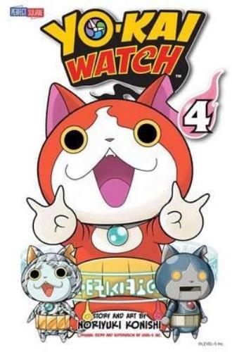 YO-KAI WATCH, VOL. 4