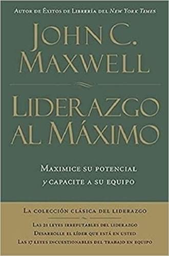 LÍDERAZGO AL MAXIMO