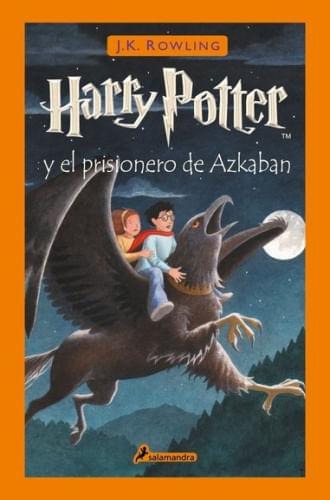 HARRY POTTER Y EL PRISIONERO DE AZKABAN (TD)