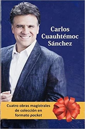 PACK CARLOS CUAUHTEMOC SANCHEZ (4 LIBROS FORMATO BOLSILLO)