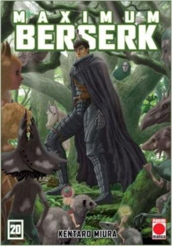 MAXIMUM BERSERK 20