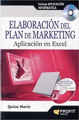 ELABORACION DEL PLAN DE MARKETING (+CD)