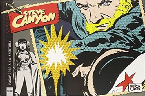 STEVE CANYON - 1950