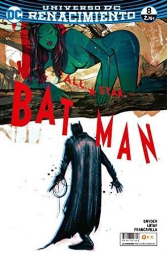ALL-STAR BATMAN NUM. 08 (RENACIMIENTO)