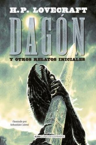 DAGON (CLÁSICOS ILUSTRADOS)