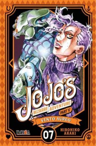 JOJO'S BIZARRE ADVENTURE PARTE 5: VENTO AUREO 07