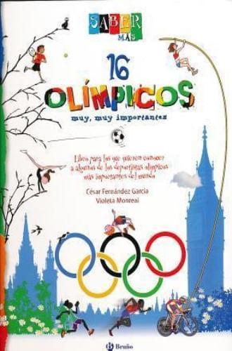 SABER MAS - 16 OLIMPICOS MUY, MUY IMPORTANTES