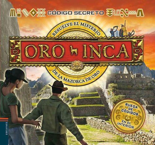 CODIGO SECRETO: ORO INCA