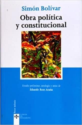 OBRA POLÍTICA Y CONSTITUCIONAL