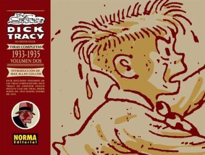 DICK TRACY. LAS TIRAS COMPLETAS 02