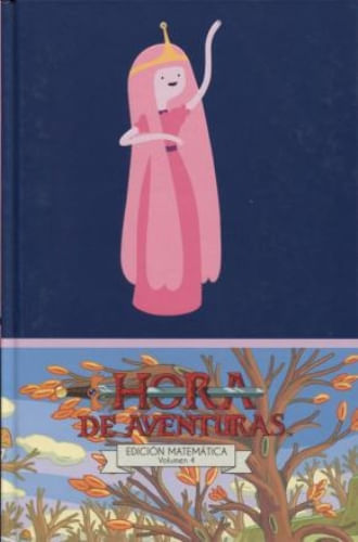 HORA DE AVENTURAS 04 - EDICION MATEMATICA