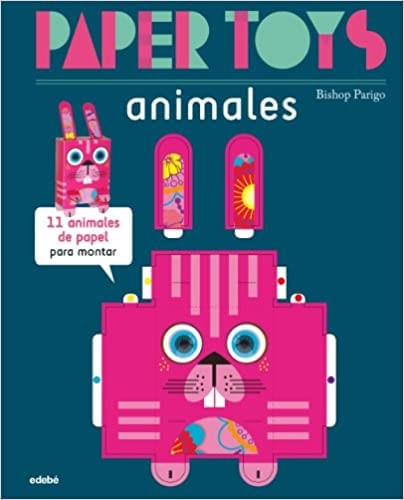 PAPER TOYS - ANIMALES