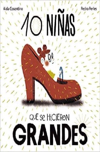 10 NIÑAS QUE SE HICIERON GRANDES
