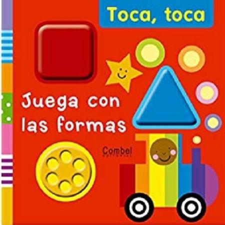 TOCA, TOCA. JUEGA CON LAS FORMAS