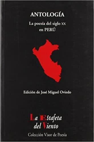 LA POESIA DEL SIGLO XX EN PERU