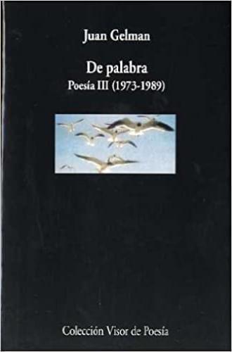 DE PALABRA