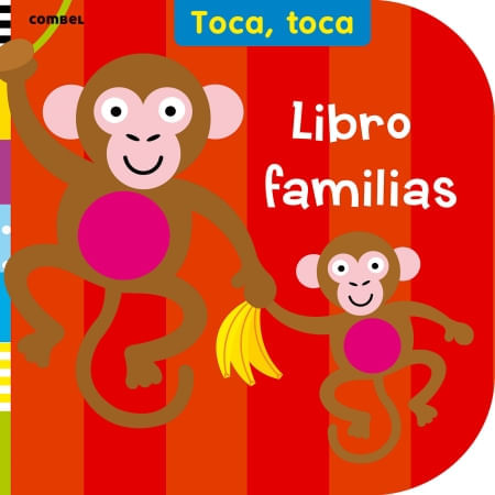 TOCA, TOCA. LIBRO FAMILIAS
