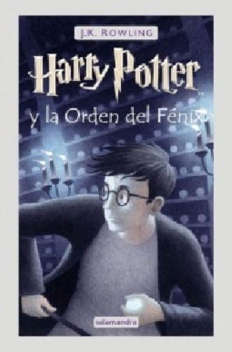 HARRY POTTER Y LA ORDEN DEL FENIX (TD)