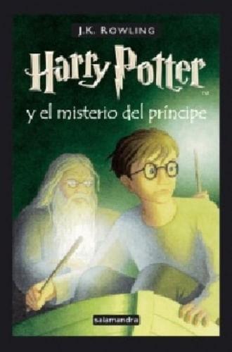 HARRY POTTER Y EL MISTERIO DEL PRINCIPE (TD)