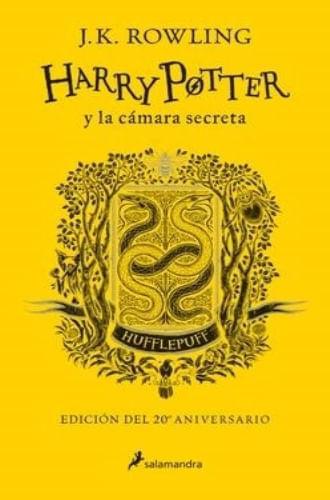 HARRY POTTER Y LA CAMARA SECRETA (HUFFLEPUFF)