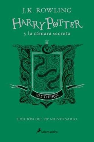 HARRY POTTER Y LA CAMARA SECRETA (SLYTHERIN)