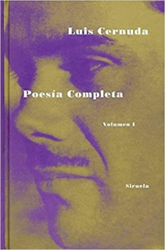 POESIA COMPLETA. OBRA COMPLETA VOLUMEN I