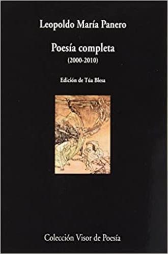 POESIA COMPLETA 2000-2010 PANERO