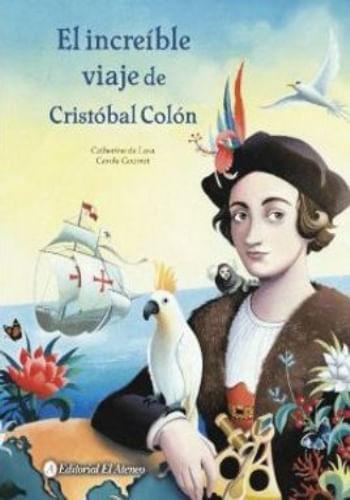 EL INCREIBLE VIAJE DE CRISTOBAL COLON