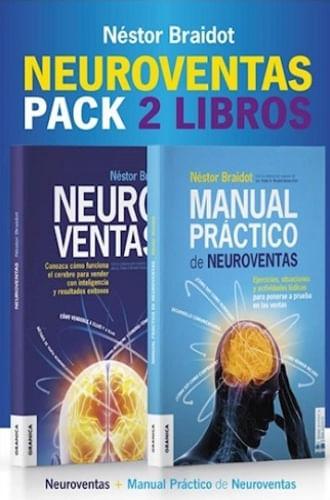 NEUROVENTAS PACK DOS VOLUMENES