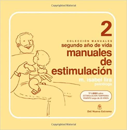 MANUALES DE ESTIMULACION 2DO. AÑO DE VIDA