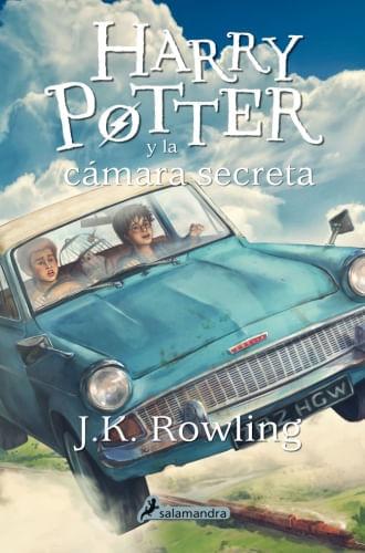 HARRY POTTER 2 - LA CAMARA SECRETA