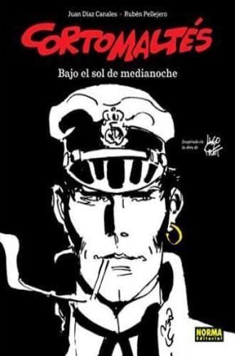 CORTO MALTES - BAJO EL SOL DE MEDIANOCHE