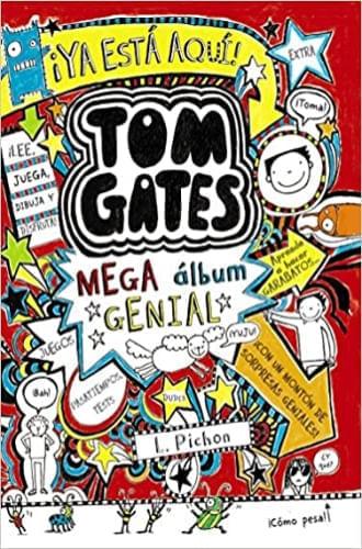 TOM GATES - MEGA ALBUM GENIAL