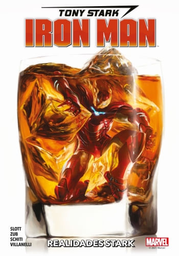 TONY STARK IRON MAN N.2