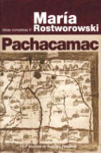 PACHACAMAC - OBRAS COMPLETAS II