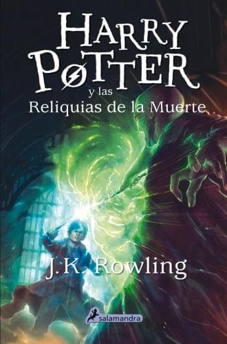 HARRY POTTER 7 - LAS RELIQUIAS DE LA MUERTE