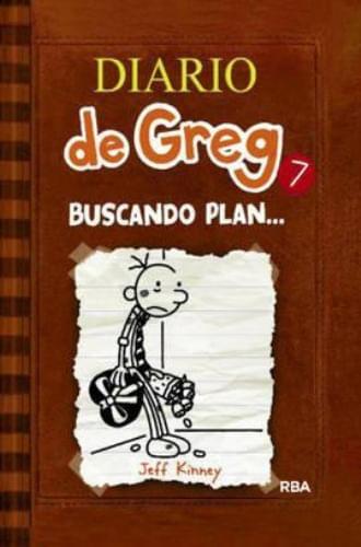 DIARIO DE GREG 07 (TD) BUSCANDO PLAN...