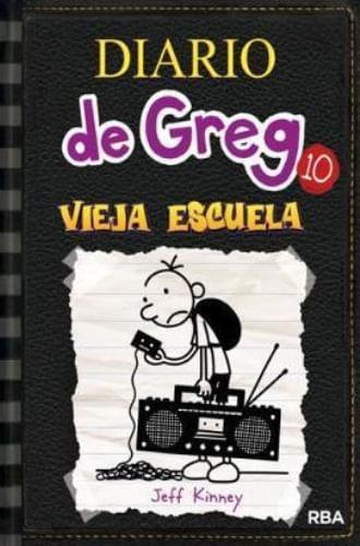 DIARIO DE GREG 10 (TD) VIEJA ESCUELA