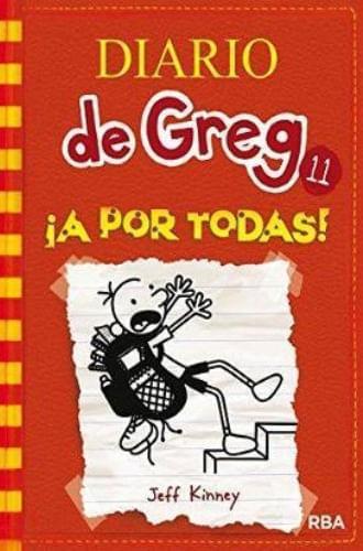 DIARIO DE GREG 11 (TD) A POR TODAS